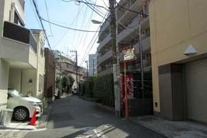 クリオ恵比寿弐番館の外観