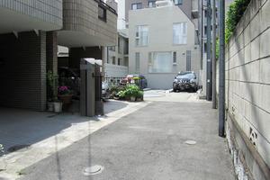 ステージ大京町の外観