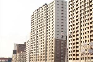 東京アインスリバーサイドタワーの外観