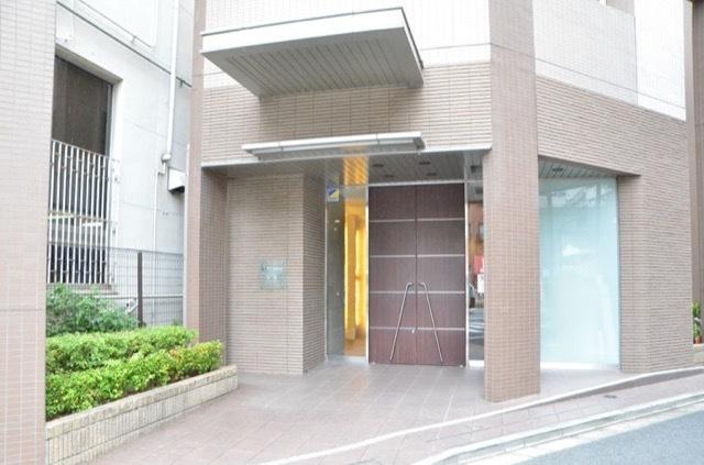 Dクラディア平井タワーマークスのエントランス
