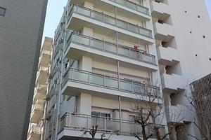 羽田第1スカイマンションの外観
