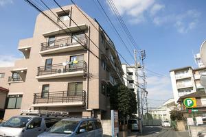グランシャリオ笹塚壱番館の外観