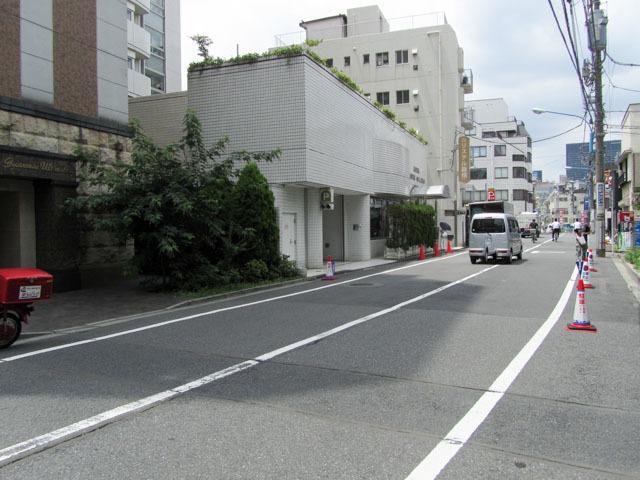 ホテルリステル新宿の外観
