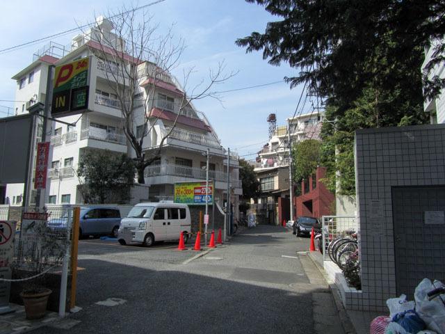 ヒロオヤマトマンションの外観