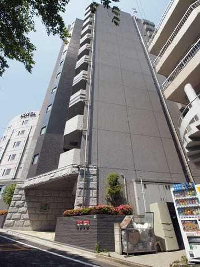 ガーラステージ大塚駅前の外観