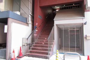ノア渋谷パート2のエントランス