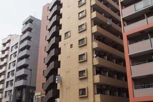 ライオンズマンション元浅草の外観