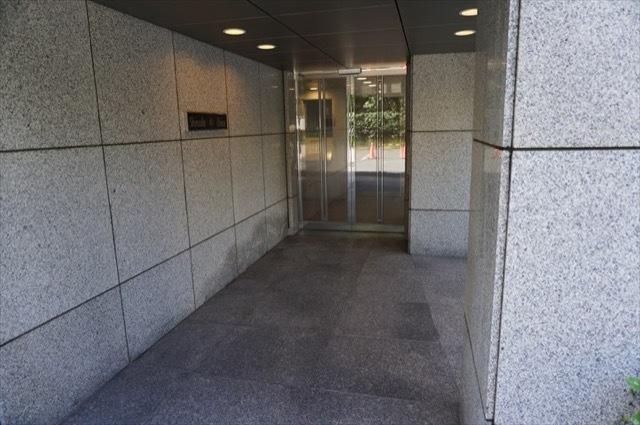 住友不動産赤坂ビルシンサカ40ハウスのエントランス