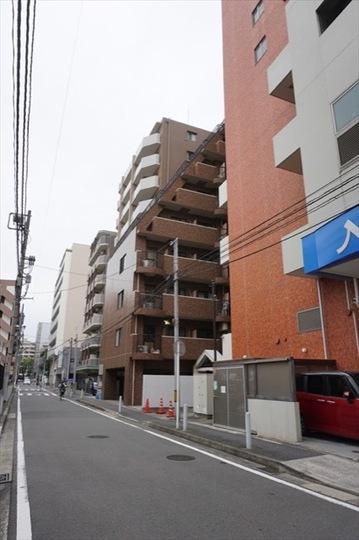 ライオンズマンション横浜伊勢佐木町の外観
