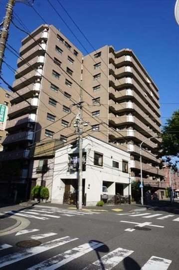 ネオマイム横浜阪東橋2番館の外観