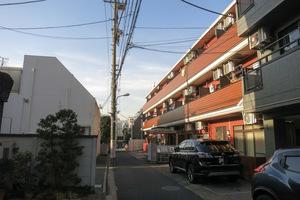 セントヒルズ渋谷本町の外観