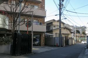 第17宮庭マンションの外観
