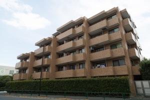 荻窪南シティハウスの外観