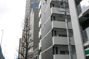 プレミアムキューブ笹塚の外観