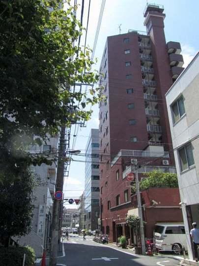 セブンスターマンション第1青葉台の外観