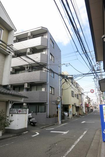 カテリーナ笹塚の外観