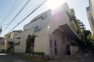 長崎共同住宅の外観