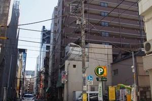 グランドガーラ日本橋茅場町の外観