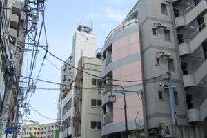コモドスクウェア北新宿の外観