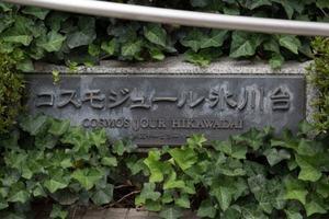 コスモジュール氷川台の看板