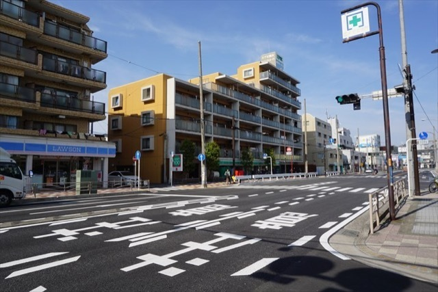 リブゼ横浜トゥインクルガーデンの外観