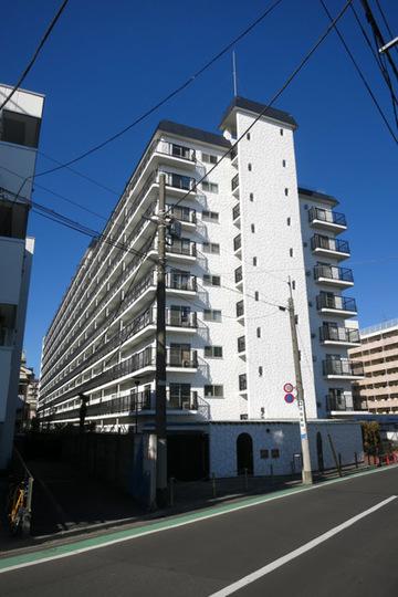 秀和幡ヶ谷レジデンス