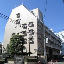千駄ヶ谷マンハイム