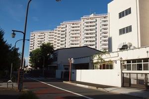 南砂住宅の外観