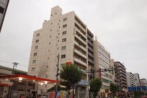 亀戸サマリヤマンションの外観