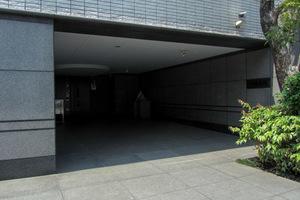 パレ神楽坂のエントランス