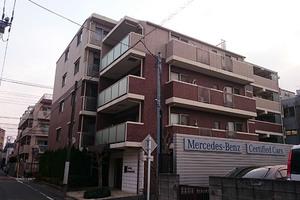 センチュリー武蔵新田の外観