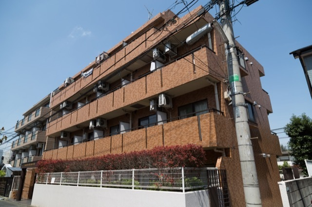 ライオンズマンション上石神井第3の外観