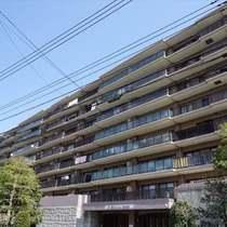 朝日マンション横浜蒔田