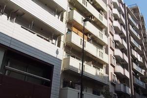 東尾久スカイマンションの外観