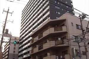 シティハウス東京森下の外観