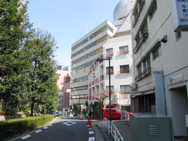 エグゼクティブ渋谷の外観