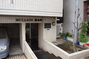 マリオン錦糸町のエントランス