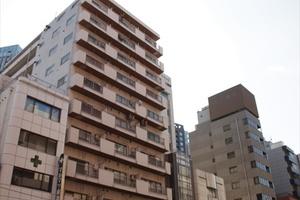 サンパークマンション千代田の外観