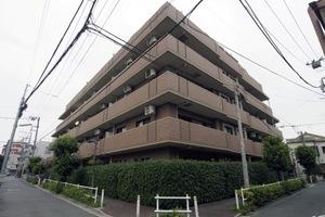 ライオンズマンション板橋本町第2の外観