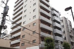 パークウェル神田イースト弐番館の外観