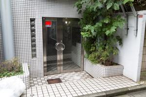 メゾン・ド・セールのエントランス