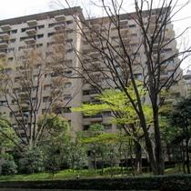 広尾ガーデンヒルズセンターヒル(G・H棟)