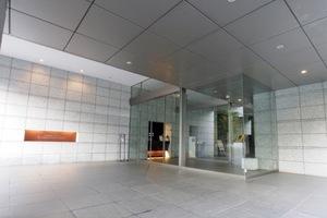 コスモ東京ガーデンパークスのエントランス