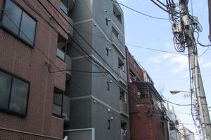 エスコート渋谷の外観