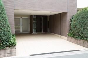 パークハウス桜台のエントランス