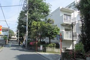 パイロットハウス北新宿の外観