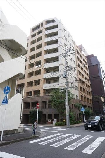 ラコスタ横浜山下公園の外観