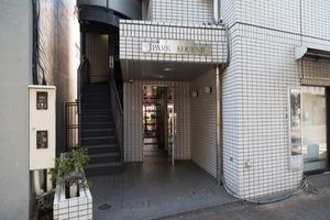 ジェイパーク高円寺のエントランス