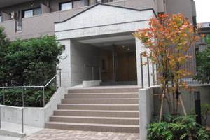 ソアブール西早稲田のエントランス