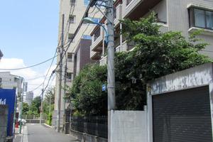 ミリオンコート神楽坂の外観